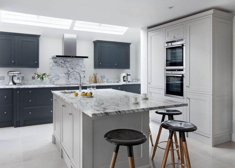 Тренды в дизайне современных кухонь - Мрамор_2