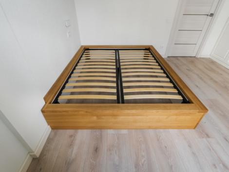Кровать (подиум под матрас)